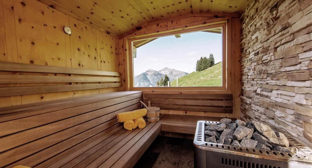 Bachgut Chalet Mit Sauna Und Whirlpool In Osterreich