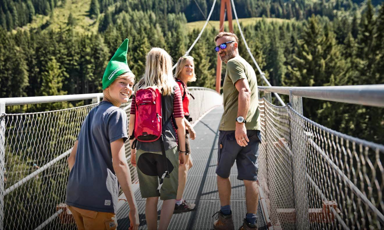 Your family holiday in Saalbach Hinterglemm