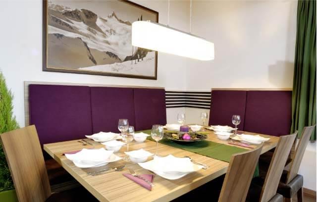 Ausstattung Ihres Luxus-Chalets in Saalbach-Hinterglemm