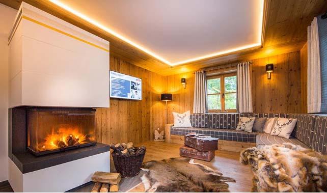 Charming Jagdhaus Hunting Lodge In Saalbach Hinterglemm